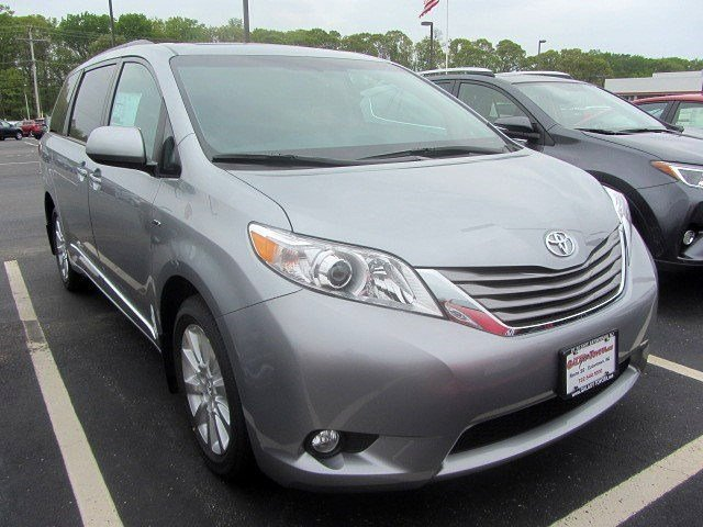 new 2016 toyota sienna xle mini van passenger in eatontown gs139150 galaxy toyota. Black Bedroom Furniture Sets. Home Design Ideas